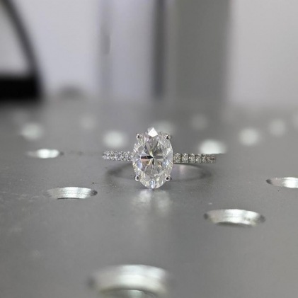 chevron ring, curved ring, diamond ring, engagement ring, moissanite ring, pear shaped ring, twisted band, wedding band, white gold, anniversary ring, engagement ring set, halo diamonds, moissanite ring set